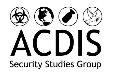 ACDIS Security Studies Group Banner